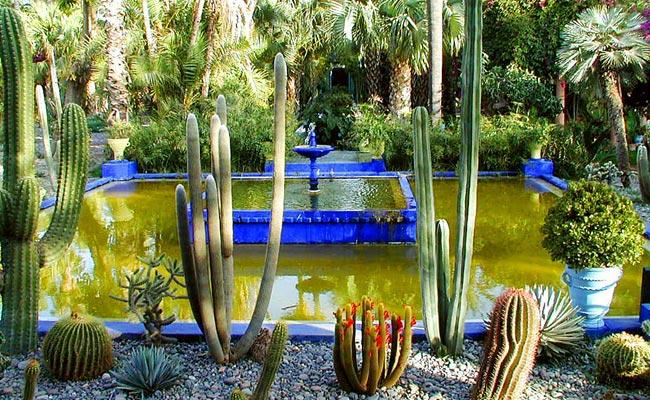 Jardins marrakech - Les jardins de marrakech ...
